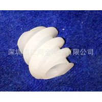 厂家直销的25L*Φ24*Φ12*11.5D规格PP/PVDF材质的小蜗杆