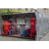 浙江消防箱泵一体化厂家