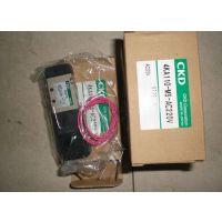 CKD先导式换向电磁阀 4KA110-M5-AC220V