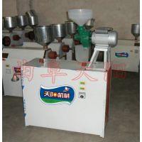 全自动多功能汤条机,玉米面条机,酸汤子机多功能一体机