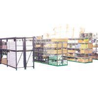 横沥小麻雀装饰货架 仓储货架 横沥货架 库房货架