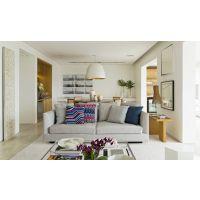 顺吉装饰 通透视野明亮空间 一居室小户型公寓