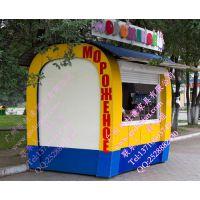 旅游区实用可移动商铺木制小食售货摊 南开售货亭