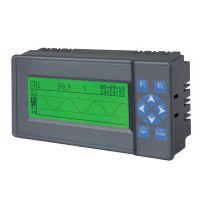 WJL迷你无纸记录仪珠海智能数字显示控制仪表 智能双回路数显/光柱测控仪
