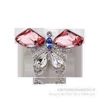 东莞锌合金压铸饰品 服装饰品 胸针 时尚围巾胸花