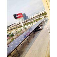 太阳能停车棚,一道美丽的风景线