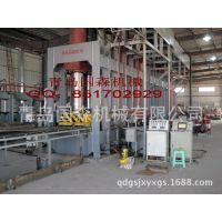 青岛国森专业制造lvl单板层基材成套设备