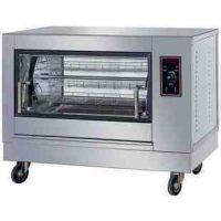 新粤海YXD-268-X 旋转式电烤炉 烤鸡烤鸭烤鹅烤鸽子炉 电热烤肉箱
