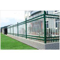 优质厂家供应热镀锌护栏铁栅栏 锌钢护栏 别墅围墙护栏栅栏