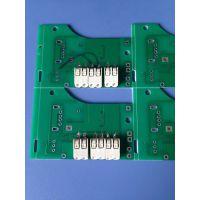 间距4.0/2PSMD接线端子,LED贴片式端子,压式端子座2060-2P