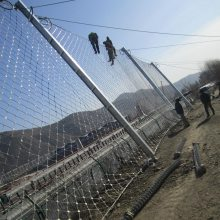 九台市SNS柔性边坡防护网隆恩生产