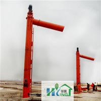 供应LC垂直螺旋输送机,华英品牌供应
