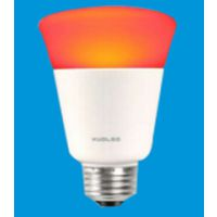 广联(GLEXER)智能家居手机控制智能WIFI灯泡 调色节能变色灯