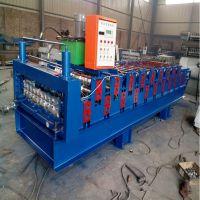 安徽840/900双层彩钢压瓦机设备河北厂家特价直销