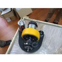 驱动轮 AGV重载背负车8T --选择意大利CFR品牌 MRT41 安徽农田AGV