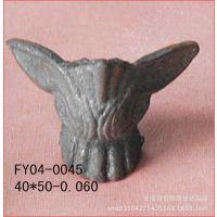 铸铁动物  各种铸铁动物配件  生铁制作  铁艺配件