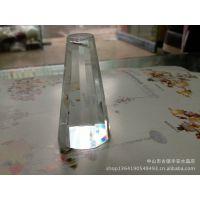 销售水晶挂件秤砣(12面梯形柱)灯饰挂件