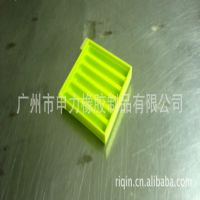 广州厂家供应生活日用硅胶冰格食品级硅胶餐具制品加工