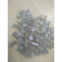 金刚石水钻头刀齿/金刚石钻头刀头/工程薄壁钻/取孔器/扩孔器