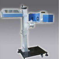 励硕不锈钢激光喷码机精密仪器金属配件合金产品高速激光喷码机