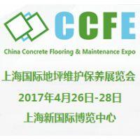 2017上海国际地坪维护保养展览会