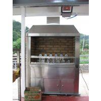 巴西烤炉烤羊腿羊排炉多功能自动烧烤炉