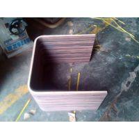 广东龙魁厂家提供曲木加工,弯曲木家具配件 小茶几。