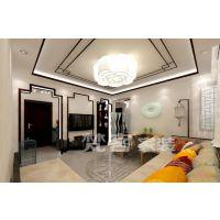 梵客家装|65平二居室|新中式风格装修效果图