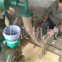 厂家多功能米线机 小型红薯粉条机 全自动粉丝机 佳宸米面机械设备