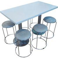 盐田快餐餐桌椅生产厂家供应