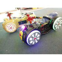 广州锐星游乐设备厂家直销广场大型户外儿童游乐设备太子摩托车未来战车
