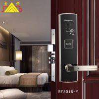 金帝牌RF8018酒店门锁 房门锁批发