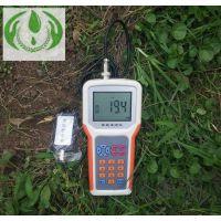 农业专用便携式土壤水分速测仪 农田土壤墒情检测仪土壤分析仪水分温度检测仪器 测量仪