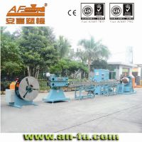PVC编织增强软管挤出机;PVC软管包铁丝机器;PVC编织包纱管设备