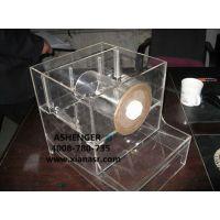 西安亚克力透明展示盒批发 15289361107