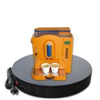 便携式促销展台 手动电动两用 家电超市促销 360度电动旋转展示