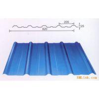 YX25-205-820咬合立边屋面板