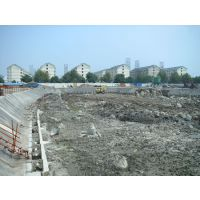 北京基坑支护公司 专业山体护坡 墙体喷射混凝土加固