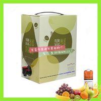 康迪专业生产透明/镀铝/铝箔盒中袋 10L 12L 20L浓缩果汁红酒白酒蝶阀盒中袋 储存袋