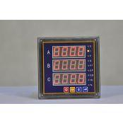 贴牌中山康宝特生产KBT9S4三相多功能电力仪表数显仪表98*98外形
