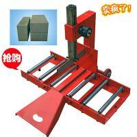 加气砖切割机 加气块切砖机 手动切砖机 切断机 正品保证 万全机械