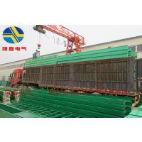 隆鑫电气厂家销售玻璃钢电缆槽 玻璃钢拉挤电缆桥架 200*100