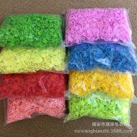 编织工具小记数器塑料别扣记数小别扣记号扣一包1000个袋装