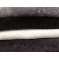 【现货批发】素色不倒绒面料 保暖面料 睡衣布料 全棉不倒绒