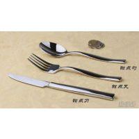 进口 西餐不锈钢刀叉 D63不锈钢刀叉甜品刀 甜品叉 餐饮用品 厂家直售