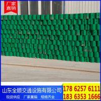 喷塑防阻块眩热镀铝 防阻块高速护栏厂家