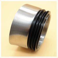 304不锈钢1公升冷水杯盖子 金丰食品级硅胶密封圈配不锈钢盖子