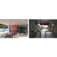 镇江苏州南京工地LED屏幕实时显示三辊闸刷卡进出口闸机设备安装与维护