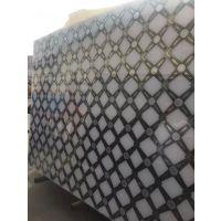 河北沙河佳汇厂家批发魔幻 5D移门腰线玻璃 移门隔条 双工艺玻璃 衣柜门