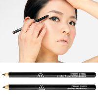 发色相匀 自然眉笔 持久上妆 眼线双用笔韩国正品彩妆